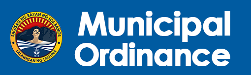 Municipal Ordinance